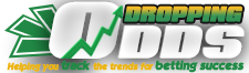 Pinnacle Dropping Odds - Helping you track the trends for betting success.